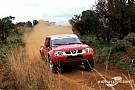 Dakar: Nissan team's fighting spirit