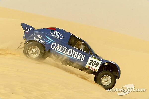 Dakar: Gauloises Racing stage 11 report
