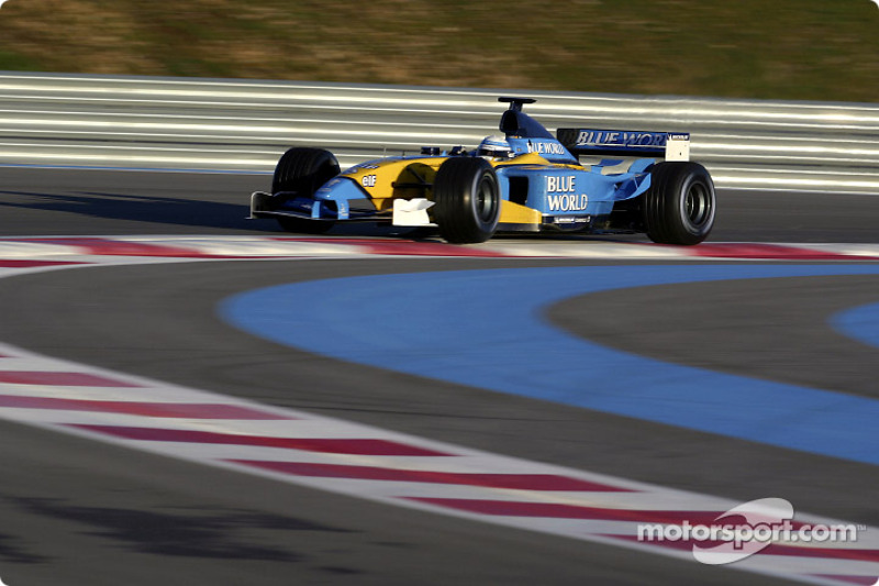 More learning ahead for Alonso
