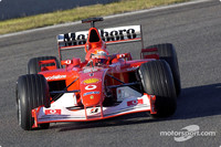 Schumacher impressed by McLaren