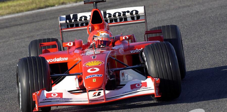 Schumacher impressed by McLaren
