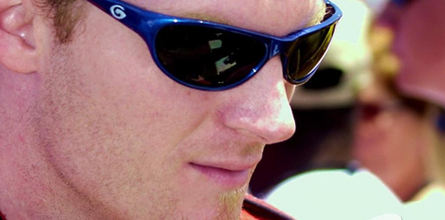 Dale Earnhardt Jr in championship hunt