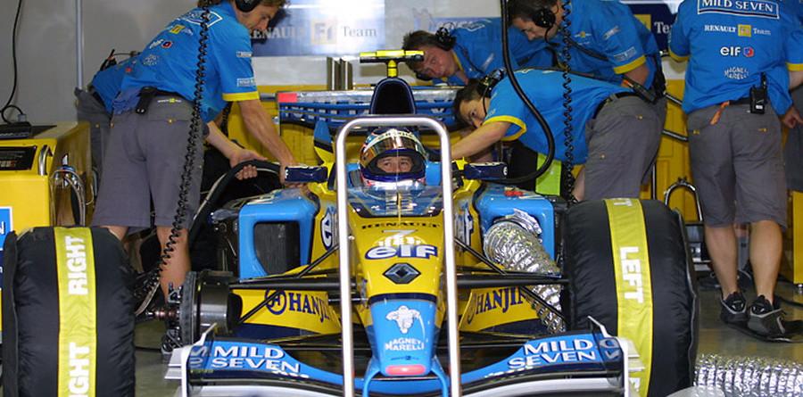 Renault's Permane optimistic