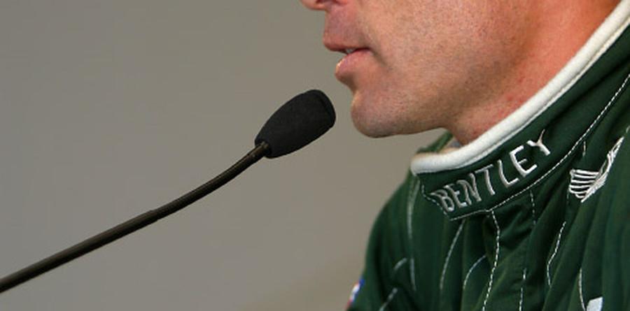 Kristensen: Le Mans pole position interview