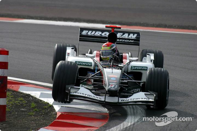 Wilson looking forward to home race