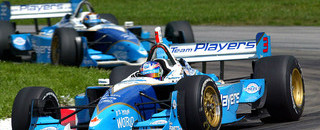 IndyCar CHAMPCAR/CART: Tracy sweeps again, this time at Mid-Ohio