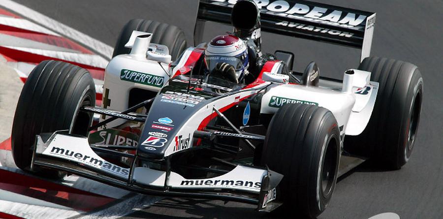 Minardi to test Arrows chassis