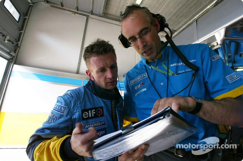 McNish looks ahead to Monza