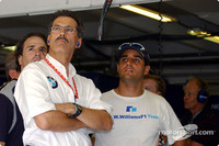 Theissen happy with end of Friday testing