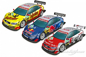 ALMS Works DTM entry for Audi in 2004