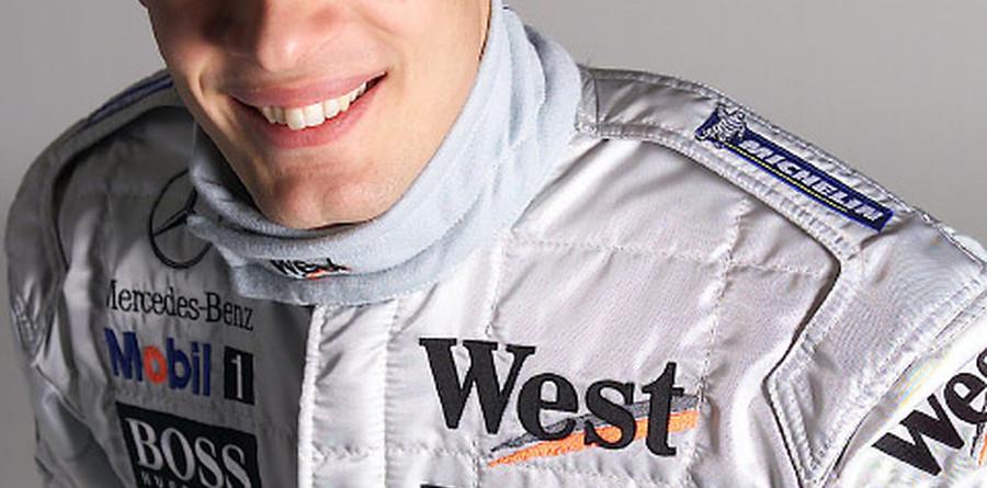 Wurz to stay with McLaren