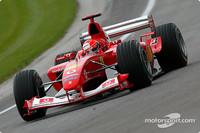 Schumacher better than ever in 2004