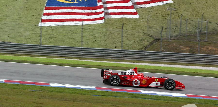 Schumacher ahead in Malaysian GP final practice
