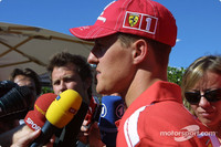 Schumacher confident for Indy