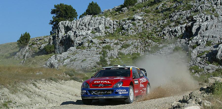 Loeb trots to win in Turkey