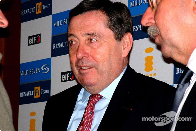 Faure discusses Fisichella signing
