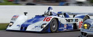 ALMS Weaver snatches Mosport pole