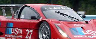 Grand-Am Theys, Magnussen win at The Glen