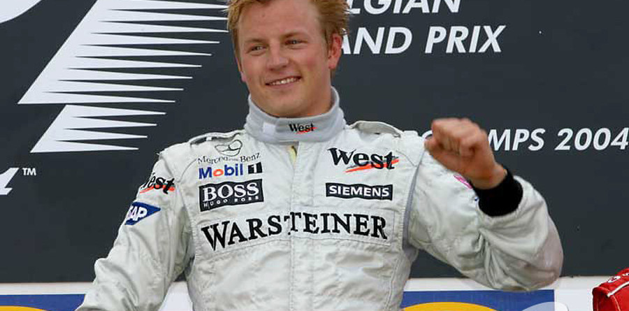 Raikkonen wins Belgian GP, Schumacher takes title