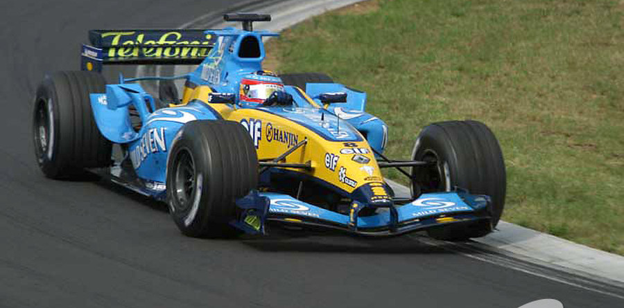 Alonso top on final Monza test day
