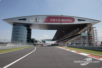 Drivers enthusiastic about Shanghai
