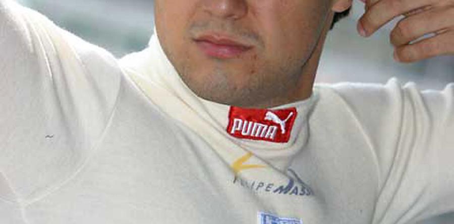Massa aiming to beat Schumacher in RoC