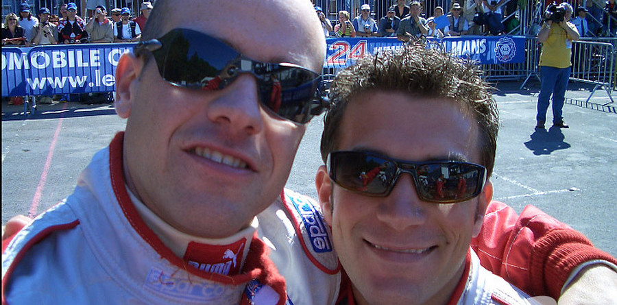 Marino Franchitti Le Mans diary: take two