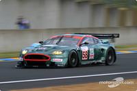 Audi at the front as night falls at Le Mans