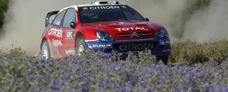 WRC Loeb back on form on Acropolis Rally