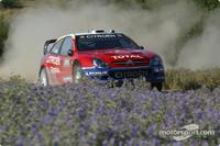 Loeb back on form on Acropolis Rally