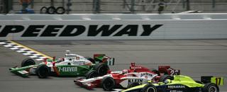 IndyCar IRL: Kanaan wins Kansas thriller