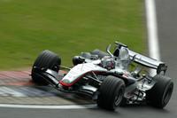 Montoya takes first win of season at British GP