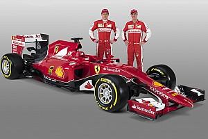 Formula 1 Nostalji Tarihte bugün: Ferrari, SF15-T'yi tanıtıyor