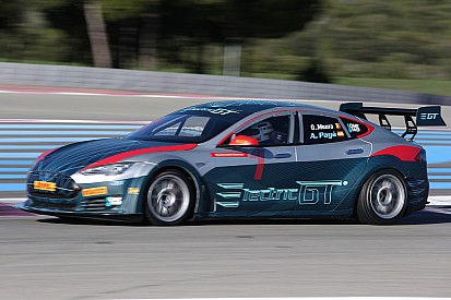 El Electric GT obtiene el visto bueno de la FIA