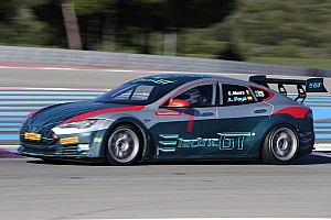 EGT Noticias de última hora El Electric GT obtiene el visto bueno de la FIA