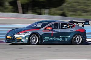 EGT Actualités La FIA homologue un championnat GT électrique
