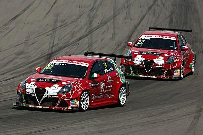 Romeo Ferraris bringt zwei Alfa Giulietta in den WTCR