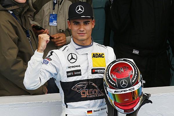 DTM 速報ニュース F1シートを失ったウェーレイン、2018年はDTMに参戦することを発表