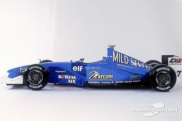 Галерея: B201 – останній Benetton в історії Формули 1