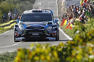 WRC Actualités Ford : Le retour de Ken Block en WRC serait possible en 2018