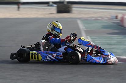 """نجل عيسى الدوسري يشارك في الجولة الرابعة من تحدي """"أكس 30"""" الإماراتي للكارتينغ"""