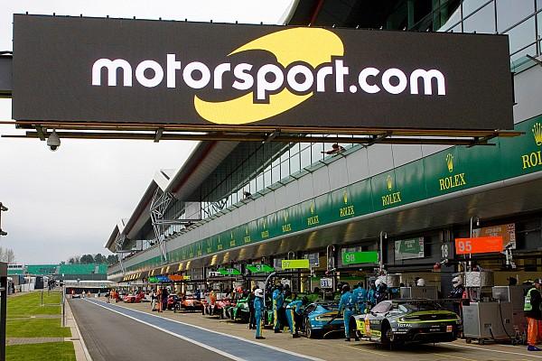 WEC Noticias Motorsport.com Motorsport Network se asocia con el FIA WEC y las 24 Horas de Le Mans