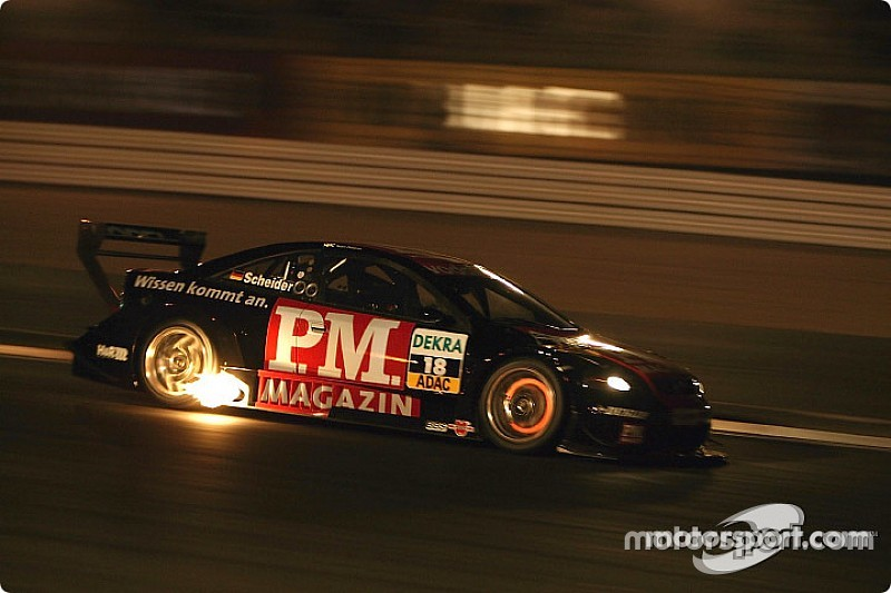 El DTM confirma que correrá de noche en Misano