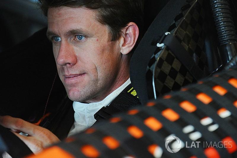 Carl Edwards diz que não está interessado em voltar à NASCAR