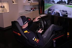 eSports Новость Red Bull предложила побить время Ферстаппена в игре F1 2017