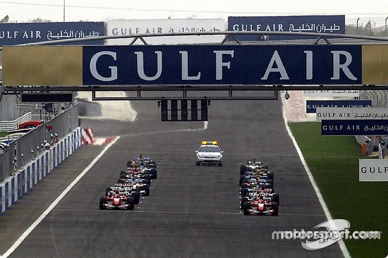 VIDEO: el primer Gran Premio de F1 en Bahrein