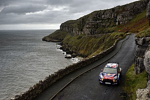 FIA prohíbe una etapa del Rally de Gran Bretaña