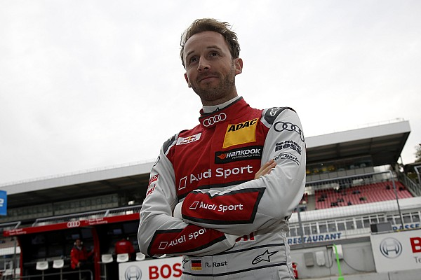 WTCR Interview Rene Rast nach erstem WTCR-Test: