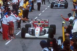 Formula 1 Özel Haber Senna'nın F1'de kazandığı 41 yarış