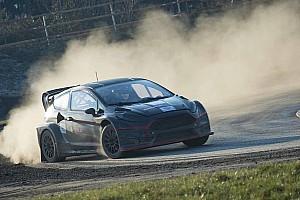 Rallycross-WM News Alex Wurz gibt Rallycross-WM-Debüt in Norwegen